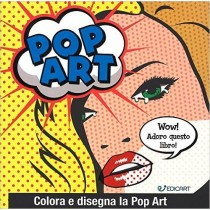 Pop Art - Colora e disegna...