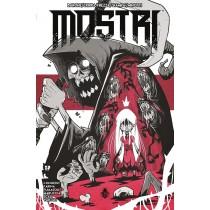 Mostri vol.6 Variant Edition