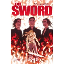 The Sword vol.01 (di 4): Fuoco