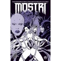 Mostri vol.5 Variant Edition