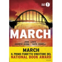 March - Libro Uno (John Lewis)