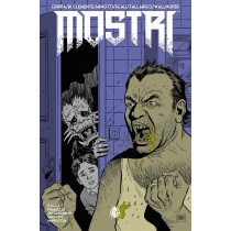 Mostri vol.3 Variant Edition