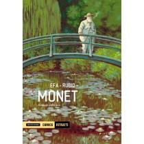 Monet: La biografia a fumetti