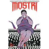Mostri vol.8 Variant Edition