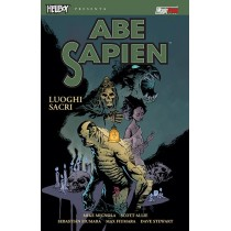 Hellboy presenta Abe Sapien...