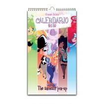 Calendario Felinia 2018