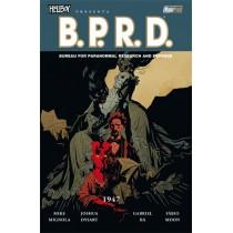 Hellboy presenta B.P.R.D....