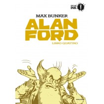 Alan Ford - Libro Quattro