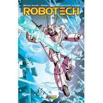 Robotech vol.2: Addio, Marte