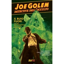 Joe Golem, Detective...
