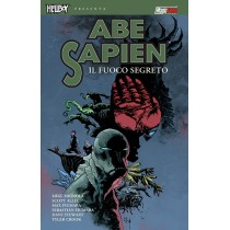 Hellboy presenta Abe Sapien...