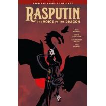 Hellboy presenta Rasputin:...