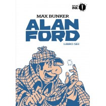 Alan Ford - Libro Sei