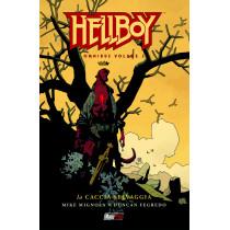 Hellboy Omnibus Vol.3: La...
