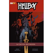Hellboy vol.09: La caccia...