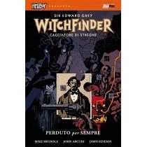 Hellboy pres: Witchfinder...