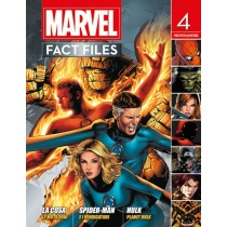 MARVEL FACT FILES n.03