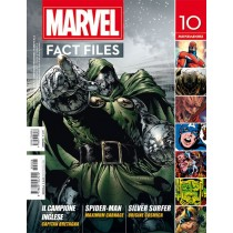 MARVEL FACT FILES n.06