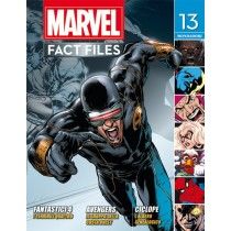 MARVEL FACT FILES n.08
