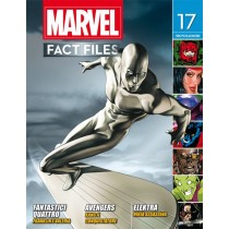 MARVEL FACT FILES n.10