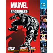 MARVEL FACT FILES n.11