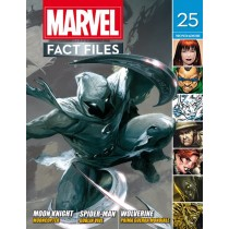 MARVEL FACT FILES n.14