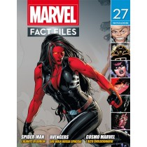MARVEL FACT FILES n.15