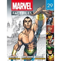 MARVEL FACT FILES n.16