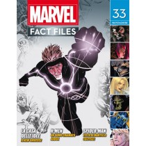 MARVEL FACT FILES n.18