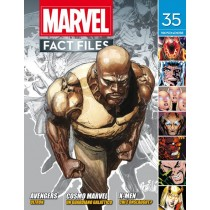 MARVEL FACT FILES n.19