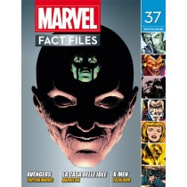 MARVEL FACT FILES n.20
