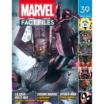 MARVEL FACT FILES n.21