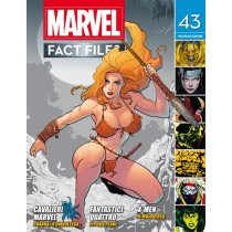 MARVEL FACT FILES n.23