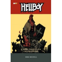 Hellboy vol.03: La bara...