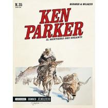 Ken Parker Classic vol.35:...