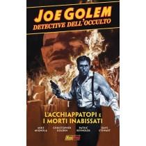 Joe Golem, Detective...