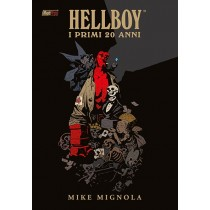 Hellboy: I primi venti anni