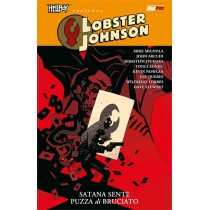 Lobster Johnson vol.3:...