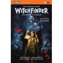Witchfinder vol.4: La città...
