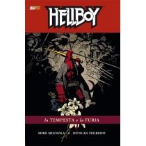 Hellboy vol.12: La tempesta...