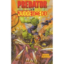 Predator vs Judge Dredd