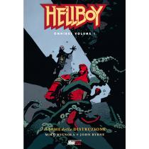 Hellboy omnibus 1: Il seme...