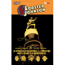 Lobster Johnson vol.5: Il...