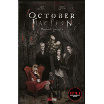 October Faction vol.1:...