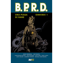 B.P.R.D. Omnibus: Una piaga...