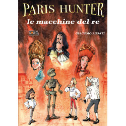 Paris Hunter - Le Macchine...