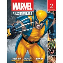 MARVEL FACT FILES n.02