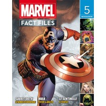 MARVEL FACT FILES n.04
