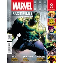 MARVEL FACT FILES n.05