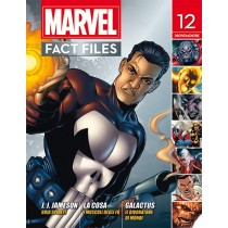 MARVEL FACT FILES n.07
